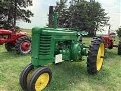 1946 John Deere Styled A 2WD Tractor
