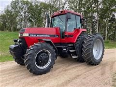 1991 Case IH 7140 Magnum MFWD Tractor