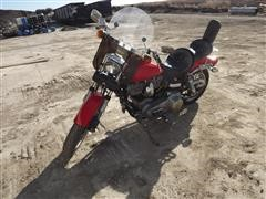 1976 Harley Davidson FXE 1200 Motorcycle
