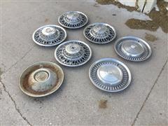 Cadillac Wheel Covers
