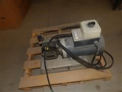 1500 Cold Water Pressure Washer