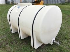Ace Roto-Mold 1000-Gal Poly Leg Tank