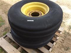 10/00x 16 Tires & Rims