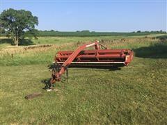Hesston 1014+2 Hydro Swing Windrower