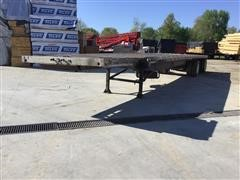 2004 Chaparral T/A Flatbed Trailer