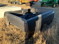 Chevrolet Silverado Pickup Box