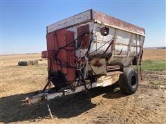 BJM Feeder Wagon