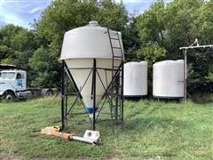 Poly Dome PD1220 Bulk Bin