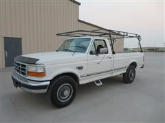 1996 Ford F250XLT 2WD Regular Cab Pickup