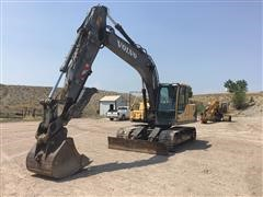2007 Volvo EC160CL Excavator