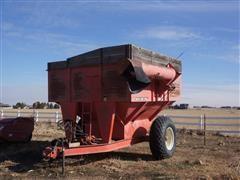 United Farm Tools 500 Bushel Grain Cart