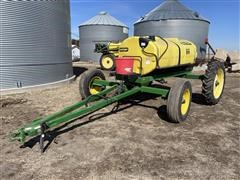 Bestway Planter Pull Behind Fertilizer Tender