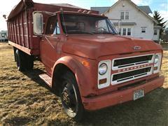 1968 Chevrolet C50 S/A Grain Truck