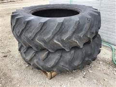Goodyear All Traction 18.4-34 Rear Tractor Tires