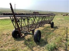 Loftquist Hay Wagon