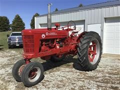 1953 International Farmall Super M 2WD Tractor