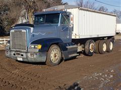 1989 Freightliner FLD120 Tri/A Grain Truck