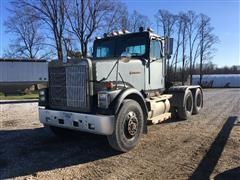 1987 International 370 T/A Truck Tractor