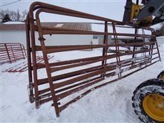 Farm Master 7 Bar Heavy Duty Corral Gates