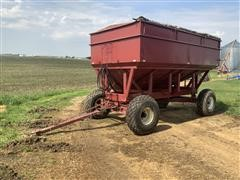 M&W 350 Gravity Wagon/Seed Tender