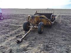Soil Mover 75RF Dirt Scraper