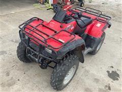 2002 Honda Rancher ES ATV