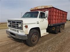 1978 GMC High Sierra 6000 T/A Grain Truck