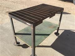 Shop Built Welding Table
