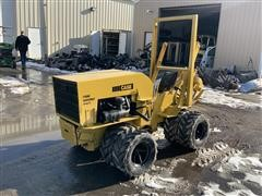 Case Maxi Sneaker Series B 4WD Articulated Vibratory Cable Plow