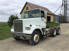 1989 White GMC T/A Truck Tractor