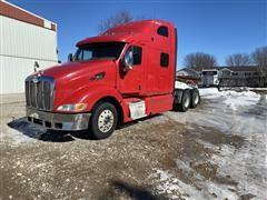 2005 Peterbilt 387 T/A Truck Tractor