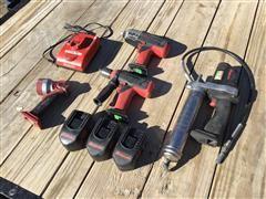 Snap-On 18v Tools
