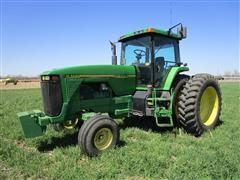 1996 John Deere 8100 2WD Tractor