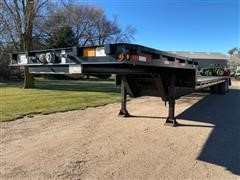 2010 Neville T/A Drop Deck Trailer