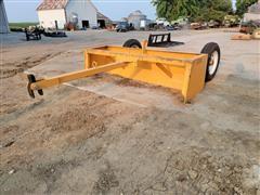2021 Industrias America F07 7' Wide Box Scraper