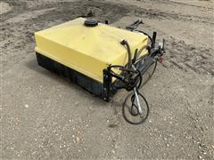 F/S ATV100E Skid Sprayer