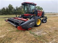 2013 Case WD1203 16' Self Propelled Swather