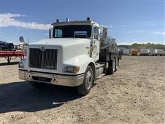 1998 International 9400 T/A Water Truck