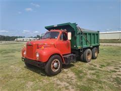 1962 Mack B67 T/A Dump Truck