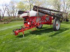 Redball 570 1200 Gallon Pull Type Sprayer W/90' Booms