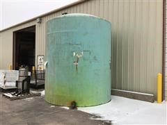 6500-Gallon Poly Tank