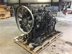 2011 Paccar Y007366 Diesel Engine (INOPERABLE)