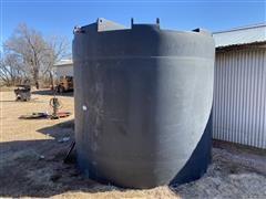 Sii 3000-Gal Liquid Poly Tank