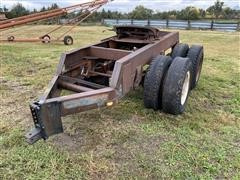 T/A Trailer Converter Dolly