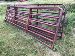16' Steel Livestock Fence Panels
