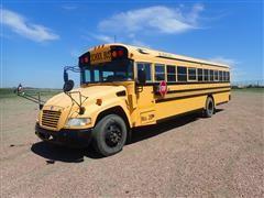 2010 Blue Bird BBCV Bus