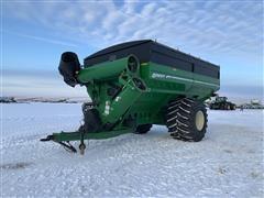 2014 Brent 1396 Grain Cart