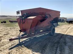 Schwartz Mixing Feeder Wagon