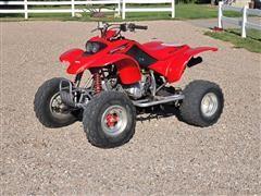 2004 Honda 400EX Sport ATV