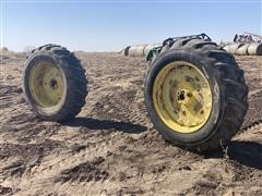 Samson Agri-Track 18.4-38 Tires & Rims